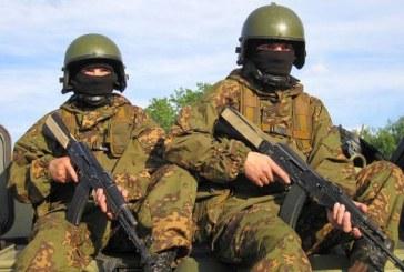 Armata incepe recrutarea rezervistilor voluntari. Civilii recrutati vor fi pregatiti pentru misiuni in situatii de stare de necesitate