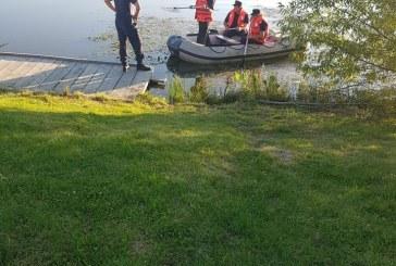 Un tanar a disparut fara urma in zona Lacului Sarat din Ocna Sugatag. Pompierii si politistii il cauta in aceste momente