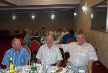 Baia Sprie: 66 de fosti ortaci s-au intalnit cu actualul viceprimar Tiberiu Barkoczi