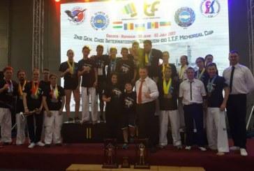 31 de medalii castigate de CS Stiinta-Dragonul Baia Mare la Concursul International de Taekwon-do I.T.F. desfasurat la Oradea