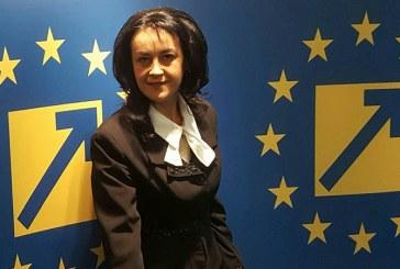 Daniela Onita-Ivascu, aleasa presedinta PNL Sighetu Marmatiei