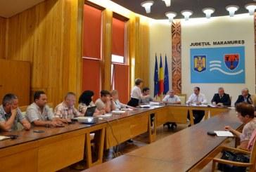 Noi probleme dezbatute in sedinta Comisiei Judetene de Fond Funciar
