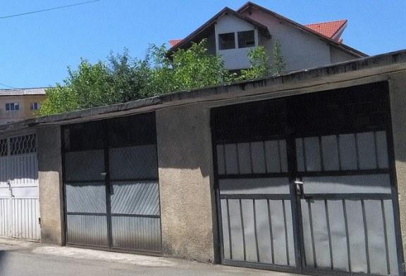 Sighetu Marmatiei: Propunere de demolare a garajelor si construirea unora standardizate