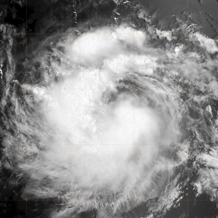 Furtuna tropicala Greg s-a format in Oceanul Pacific in largul coastelor mexicane