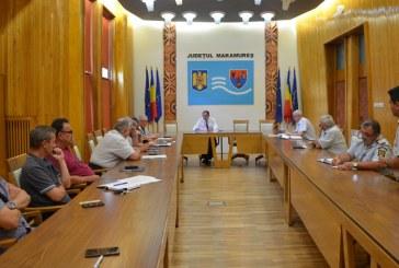 Intalnire in vederea constituirii Comisiei Judetene de Inventariere a Depozitelor de Steril si a Depozitelor Industriale