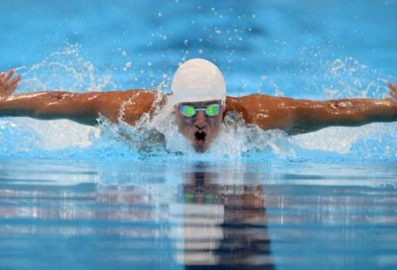 Inot: Daniel Martin, medaliat cu argint la Europenele de juniori, in proba de 200 m spate