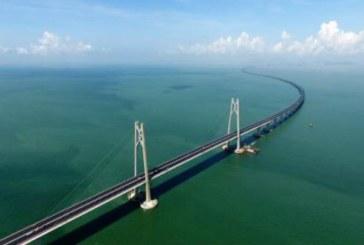 Cel mai lung pod peste mare va avea statii de alimentare pentru automobilele electrice
