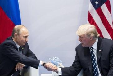 Rusia: Putin ii multumeste lui Trump pentru informatiile care au contribuit la dejucarea unor atacuri