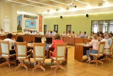 Dezbateri punctuale pe tema managementului deseurilor la Consiliul Judetean