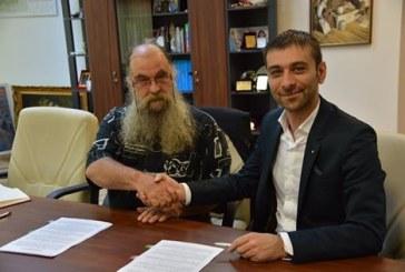 """Tiberiu Alexa isi continua activitatea ca director al Muzeului Judetean de Arta """"Centrul Artistic"""" Baia Mare"""