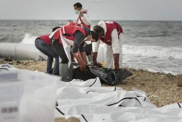 Libia: Cinci morti, 25 de raniti in explozia unei rachete pe o plaja din Tripoli