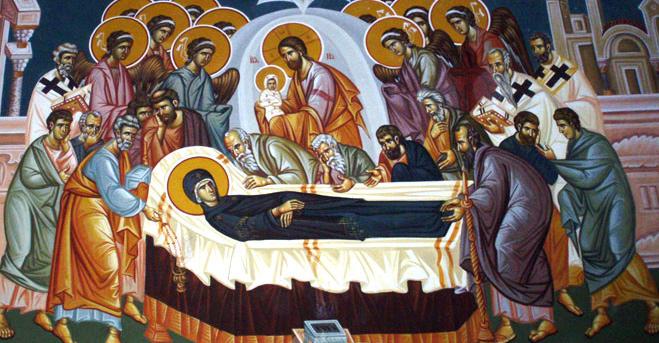 Adormirea Maicii Domnului, sarbatorita astazi de crestini