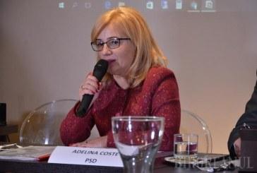 Bihor: Deputatul PSD Adelina Coste a incetat din viata