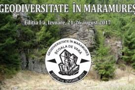 """Scoala de vara """"Geodiversitate in Maramures"""" – proiect educational in premiera"""