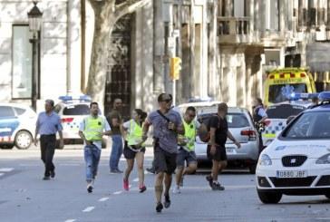 Atentat la Barcelona; Presa locala anunta cel putin 13 morti