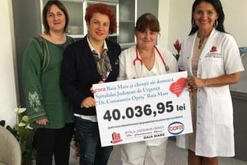 Spitalul Judetean a primit o suma importanta pentru achizitionarea unui analizator de gaze sangvine si oxiometrie