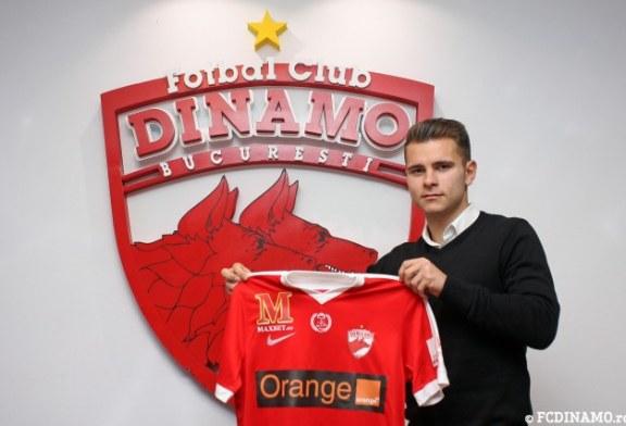 Baimareanul Claudiu Bumba pleaca de la Dinamo