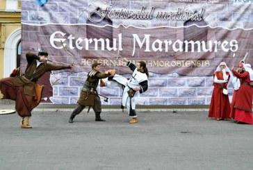 """Festivalul medieval """"Eternul Maramures"""" de la Sighetu Marmatiei, o reusita, afirma primarul Horia Scubli"""
