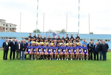 Rugby: Lotul C.S.M. Stiinta Baia Mare pentru stagiunea 2017-2018