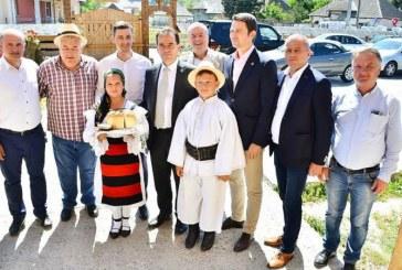 "Ludovic Orban, in Maramures: ""PSD le ofera romanilor doar praful de  pe toba"""