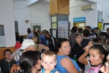 Prefectura de doi lei: Borsenii merg in Bistrita pentru eliberarea pasaportului