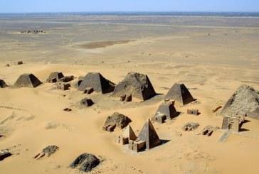 Sudanul, tara cu mai multe piramide decat Egiptul, dar fara turism