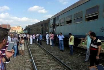 Egipt: Cel putin 36 de morti si 123 de raniti in coliziunea a doua trenuri langa Alexandria