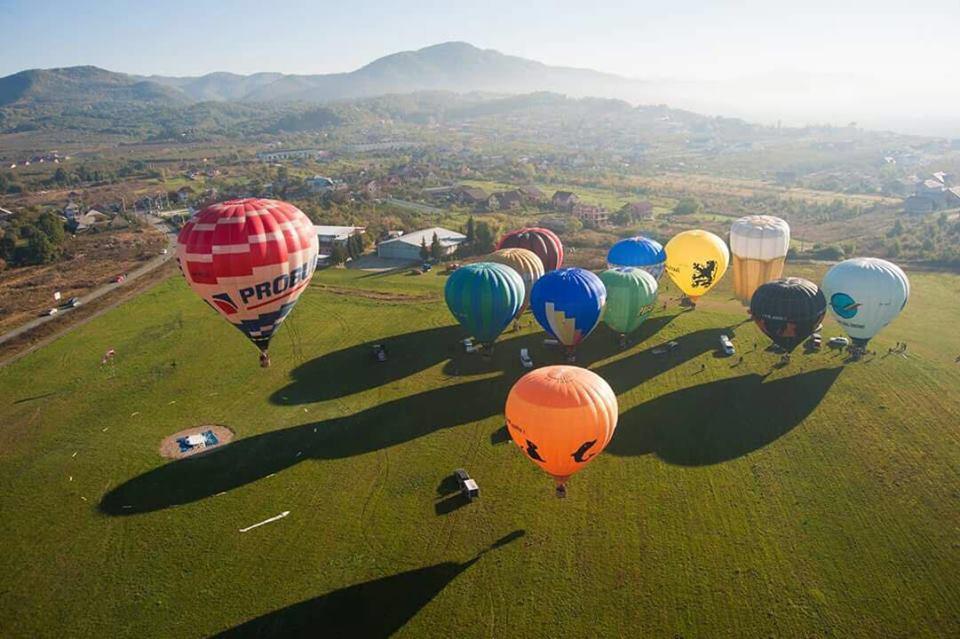 Maramures Ballon Fiesta: Cand va avea loc festivalul baloanelor in 2019