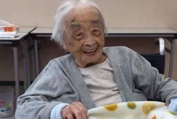 Japoneza Nabi Tajima de 117 ani, cea mai varstinica persoana din lume