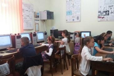 Clubul Copiilor Sighetu Marmatiei – Filiala Viseu de Sus: Cercul de informatica – o alternativa a timpului liber