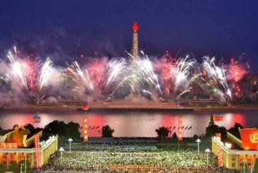 Festivitati grandioase in Coreea de Nord dedicate testului nuclear