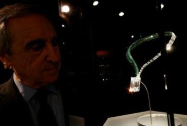 Un diamant foarte rar de 163,41 carate, scos la licitatie de casa Christie's
