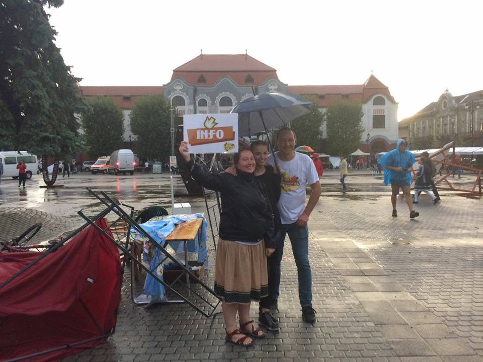 Organizatorii Főtér Fesztivál, anunt dupa furtuna de ieri: