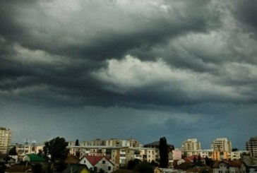 Alerta ANM: Cod galben de vreme severa imediata in judetele Bistrita-Nasaud si Maramures