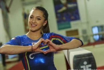 Gimnastica: Larisa Iordache si Vlad Cotuna au castigat cate trei titluri nationale in finalele pe aparate