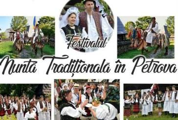 Festivalul Nunta Traditionala in Petrova, la a II-a editie. Vezi cand va avea loc