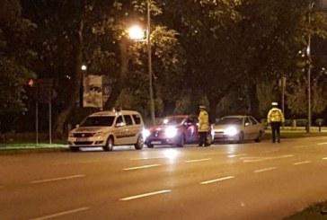 Peste 350 de soferi testati sambata noapte cu aparatul etilotest in Baia Mare