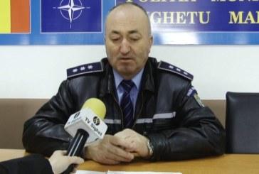 UPDATE: Fostul sef al Politiei Rutiere din Sighetu Marmatiei a fost arestat