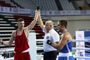 Tanara speranta a boxului romanesc, baimareanul Cristian Filip, medalie de bronz la Europene