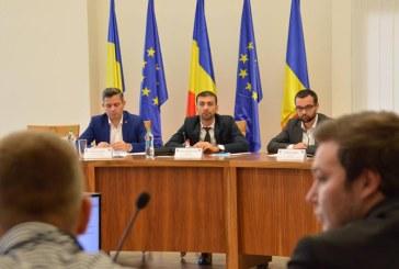 Ministrul Dialogului Social s-a intalnit cu reprezentantii sindicatelor, patronatelor si ai ONG-urilor din Maramures