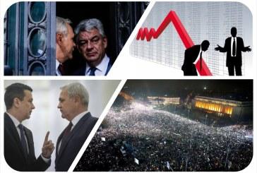 USR considera ca PSD este incapabil sa guverneze tara pe care o duce din criza in criza