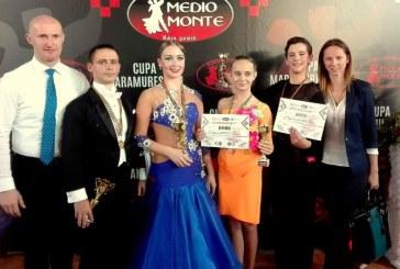 Sarbatoare a dansului la Prodance 2000: festival latino, 5 medalii la Cupa Maramuresului si seminar de pregatire