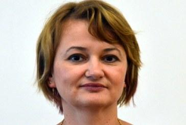 Anisoara Mihali, candidatul PNLpentru functia de vicepresedinte al CJ Maramures