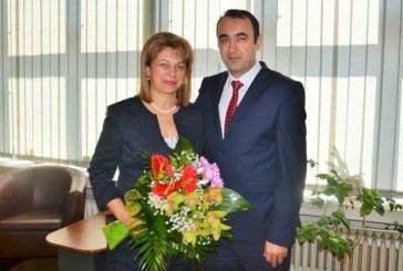 Aurica Todoran a preluat postul de secretar al judetului Maramures