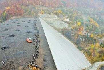 Barajul Runcu mai are nevoie de inca 250 milioane lei pentru a fi finalizat