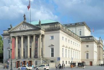 Opera de stat din Berlin le multumeste contribuabililor pentru renovare cu un concert gratuit