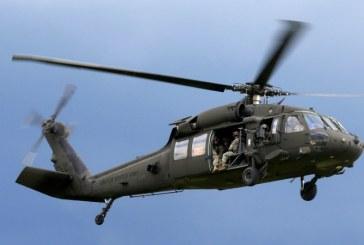 Fortele afgane au primit prima transa de elicoptere Black Hawk din partea SUA