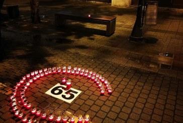 UPDATE: Victimele de la Colectiv au fost comemorate in Baia Mare (FOTO)