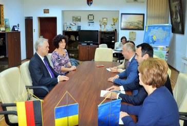 Consulul la Timisoara al Germaniei, vizita in Maramures