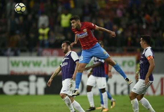 Fotbal: Victorie de prestigiu pentru FCSB, 1-0 cu Lazio Roma, in Europa League